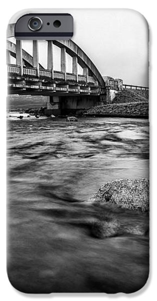 Glen Coe Bridge iPhone Case by John Farnan