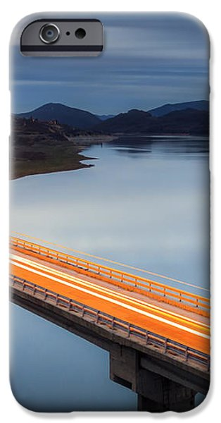 Glowing Bridge iPhone Case by Evgeni Dinev