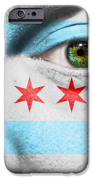 Go Chicago iPhone Case by Semmick Photo
