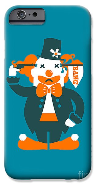 Go with a bang iPhone Case by Budi Satria Kwan