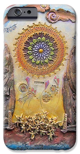 God Will Make a Way iPhone Case by Gary Wilson