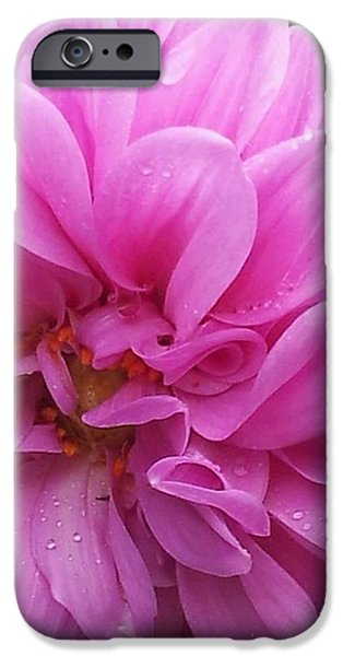 Rain Tapestries - Textiles iPhone Cases - Goddess Love  iPhone Case by Sahar Joya