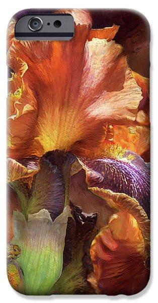 Goddess Of Miracles iPhone Case by Carol Cavalaris