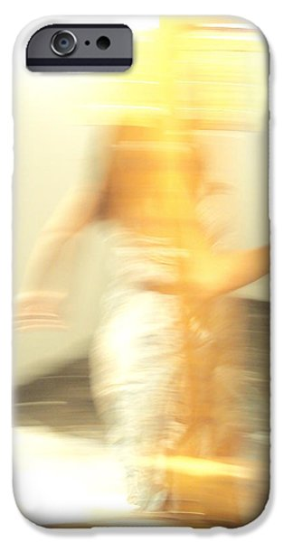 Gold iPhone Case by Cynthia Harvey
