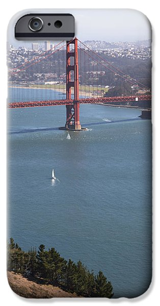 Golden Gate Bridge iPhone Case by Jenna Szerlag