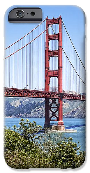 Golden Gate Bridge iPhone Case by Kelley King