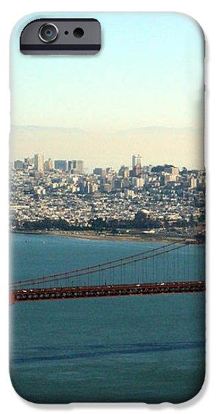 Golden Gate Bridge iPhone Case by Linda Woods