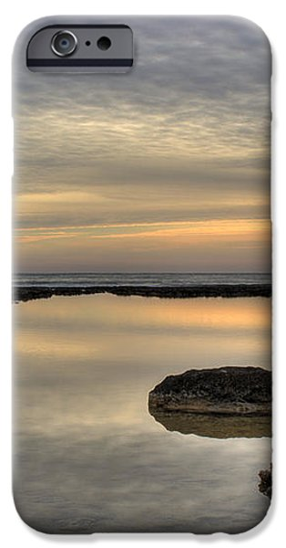 golden horizon iPhone Case by Stylianos Kleanthous