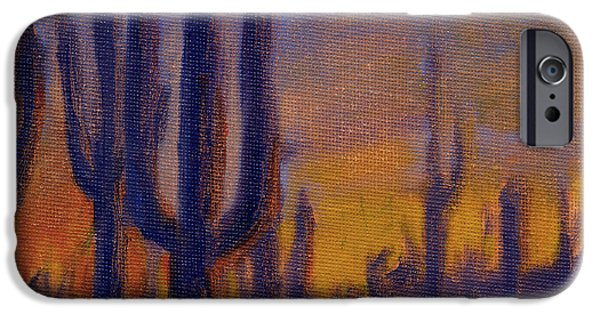 Recently Sold -  - Cathedral Rock iPhone Cases - Golden Hours 2 iPhone Case by Konnie Kim