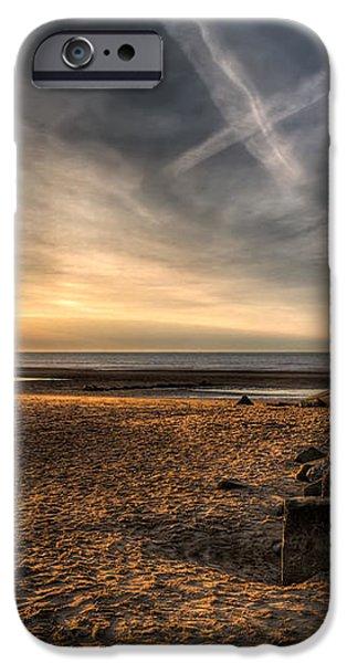 Golden Light iPhone Case by Adrian Evans