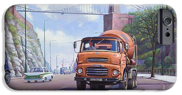 Somerset iPhone Cases - Good mixer iPhone Case by Mike  Jeffries