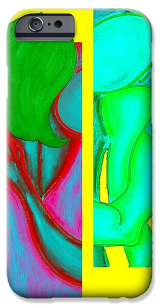 GOODBYE iPhone Case by Patrick J Murphy