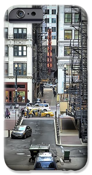 Alley iPhone Cases - Goodman Chicago iPhone Case by Scott Norris