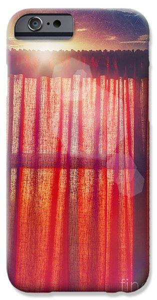 goodmorning sunshine iPhone Case by Danilo Piccioni