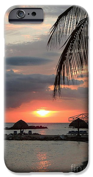 Sunsets iPhone Cases - Gorgeous iPhone Case by Paul Smith