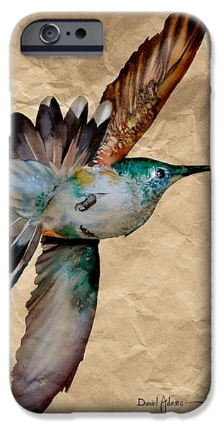 Recently Sold -  - Flight iPhone Cases - Grace DA180 iPhone Case by Daniel  Adams