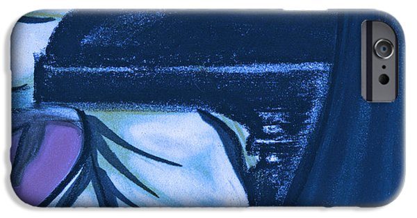Piano Pastels iPhone Cases - Grand by jrr  iPhone Case by First Star Art