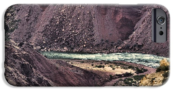 Grand Canyon iPhone Cases - Grand Canyon 14 iPhone Case by Chuck Kuhn