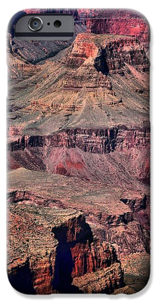Grand Canyon iPhone Cases - Grand Canyon 3 iPhone Case by Robert McCubbin