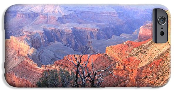 Grand Canyon iPhone Cases - Grand Canyon 67 iPhone Case by Will Borden