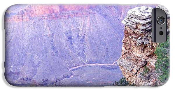 Grand Canyon iPhone Cases - Grand Canyon 69 iPhone Case by Will Borden