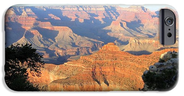 Grand Canyon iPhone Cases - Grand Canyon 70 iPhone Case by Will Borden