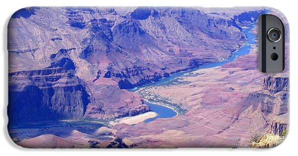Grand Canyon iPhone Cases - Grand Canyon 71 iPhone Case by Will Borden