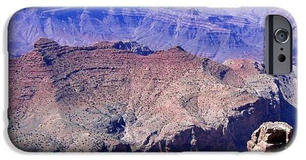 Grand Canyon iPhone Cases - Grand Canyon 72 iPhone Case by Will Borden
