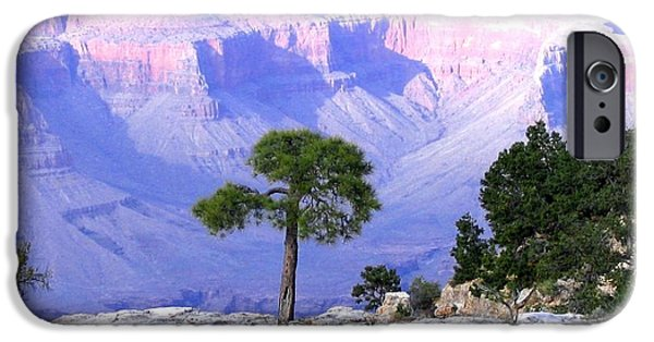 Grand Canyon iPhone Cases - Grand Canyon 73 iPhone Case by Will Borden