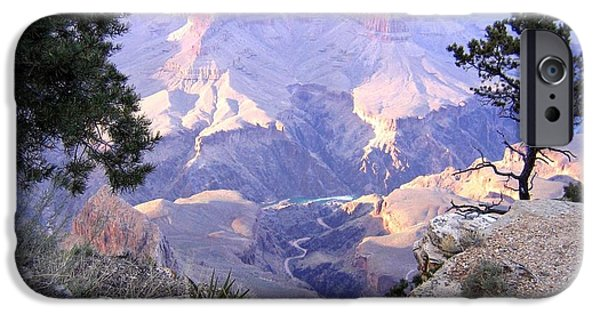 Grand Canyon iPhone Cases - Grand Canyon 75 iPhone Case by Will Borden