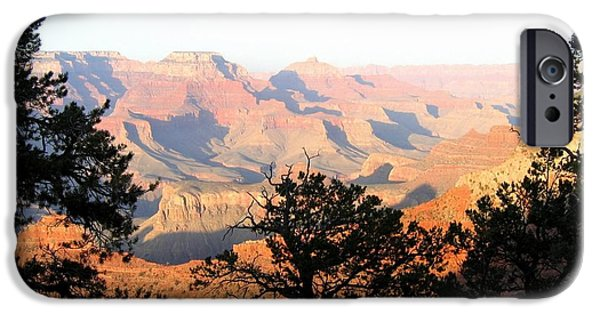 Grand Canyon iPhone Cases - Grand Canyon 79 iPhone Case by Will Borden