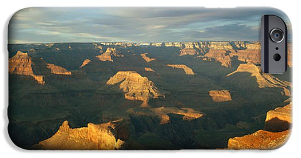 Grand Canyon iPhone Cases - Grand Canyon National Park, Arizona, Usa iPhone Case by Panoramic Images