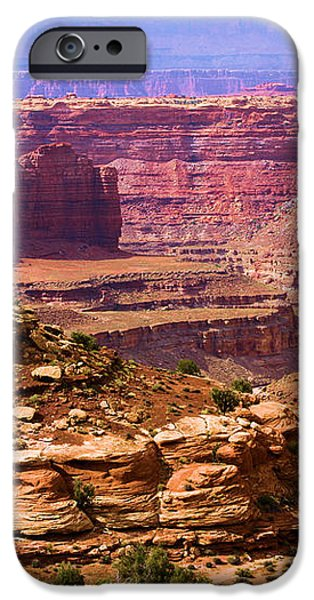 Grand Canyon Of Utah iPhone Case by Adam Jewell