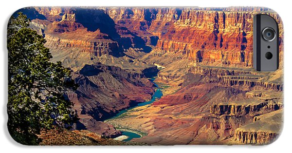 Spectacular iPhone Cases - Grand Canyon Sunset iPhone Case by Robert Bales