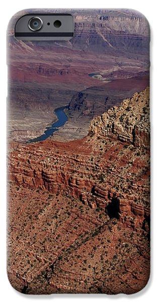 Grand Canyon View iPhone Case by Aidan Moran