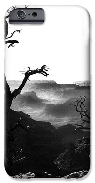 Grand Nature iPhone Case by Camille Lopez
