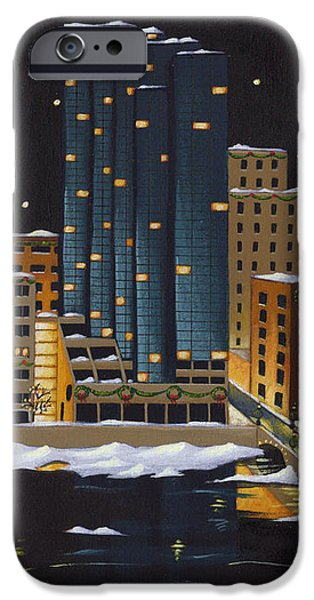 Grand Rapids iPhone Case by Christy Beckwith