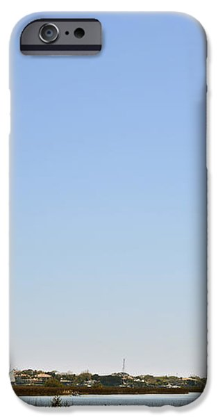 Great Cross - Nombre de Dios - St Augustine iPhone Case by Christine Till