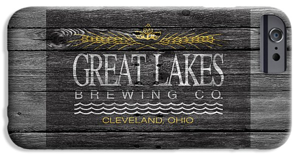 Great Lakes iPhone Cases - Great Lakes Brewing iPhone Case by Joe Hamilton