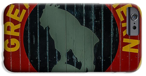 Recently Sold -  - Machinery iPhone Cases - Great Northern Railway iPhone Case by Paul Freidlund