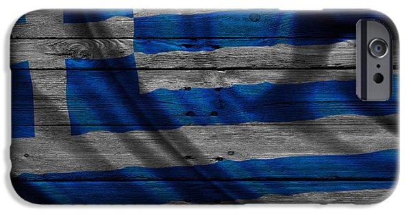 Greece iPhone Cases - Greece iPhone Case by Joe Hamilton