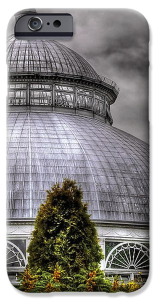 Greenhouse - The Observatory iPhone Case by Mike Savad