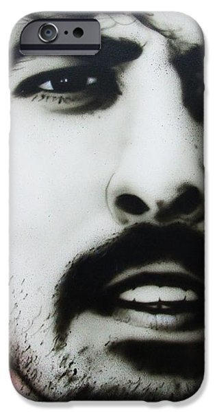 'Grohl' iPhone Case by Christian Chapman Art