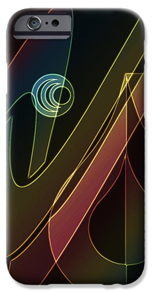 Groovin' iPhone Case by Anthony Caruso