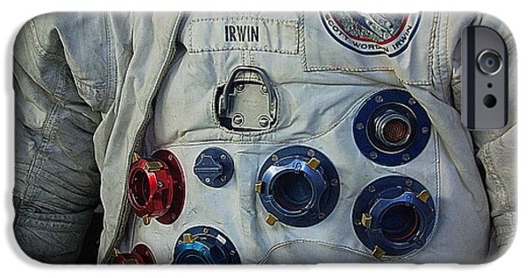 Smithsonian iPhone Cases - Ground Control To .... Major Tom iPhone Case by John S