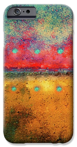 Tara Turner iPhone Cases - Grounded iPhone Case by Tara Turner