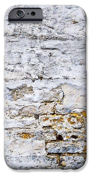 Grunge wall iPhone Case by Elena Elisseeva