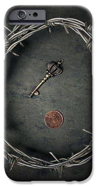 guarded treasure iPhone Case by Joana Kruse