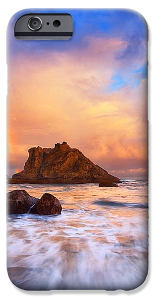 Guardians of the Sea iPhone Case by Darren  White