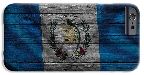 Freedom iPhone Cases - Guatemala iPhone Case by Joe Hamilton